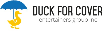 Duck for Cover Performers Insurance